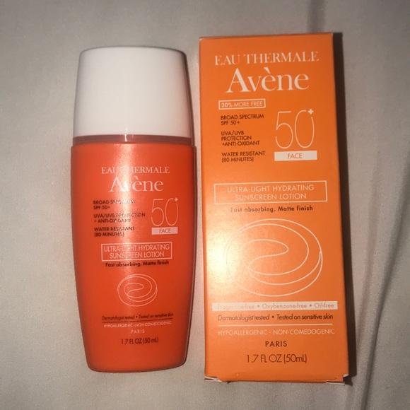 80a5ec88ba28 Avene Other   Ultralight Hydrating Sunscreen Lotion   Poshmark